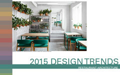 Regular 2015 trends in action restaurant title page
