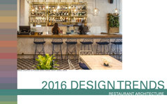 Regular 2016 trends in action restaurant title page