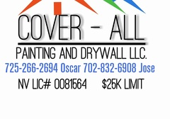 COVER-ALL PAINTING & DRYWALL, LLC