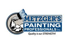 Regular metzger painting logo