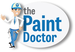 Regular the paint doctor logo proof
