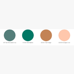 Thumbnail the green hour palette 1