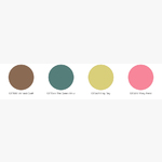 Thumbnail the green hour palette 2