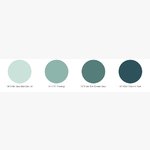 Thumbnail the green hour palette 10