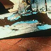 Regular problem paint incompatibility