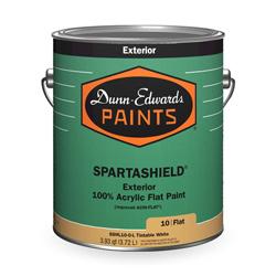 spartashield exterior 100 acrylic paint
