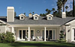 Custom Homes. Exterior ...