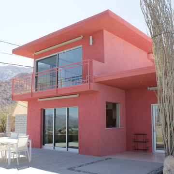 Regular pink house 3