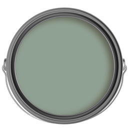 Small verde paint can